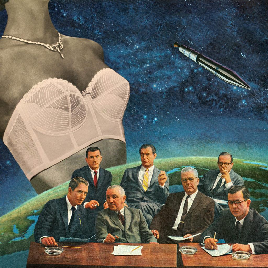 Nadine Boughton, Venus Rising, 2014. Image courtesy of the artist.