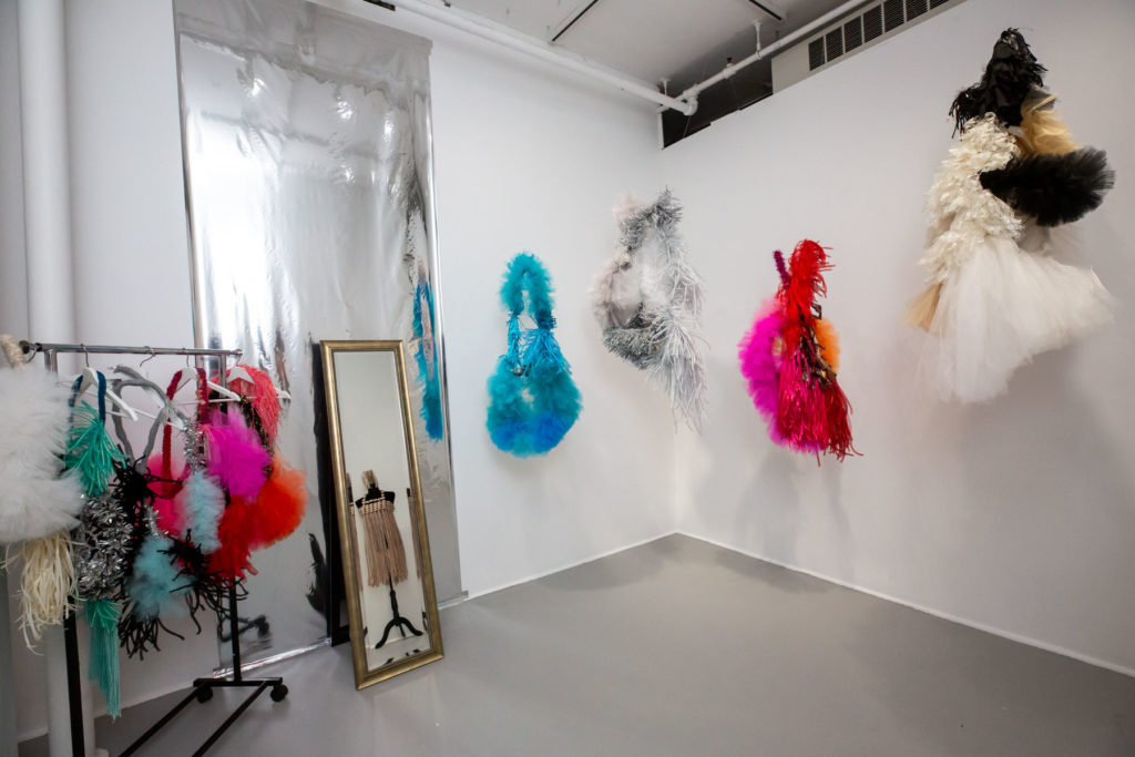 Photo by Melissa Blackall | Karen Meninno, (installation view).